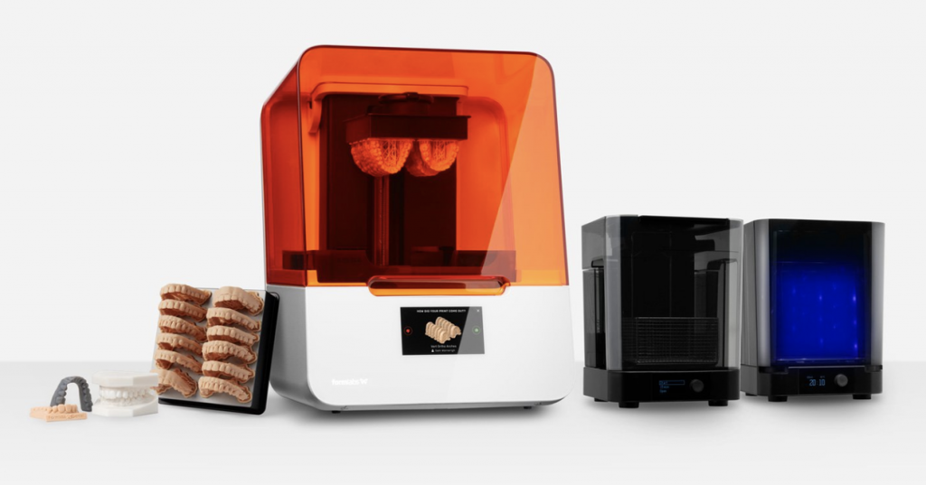 3D printer Formlabs Form 3B