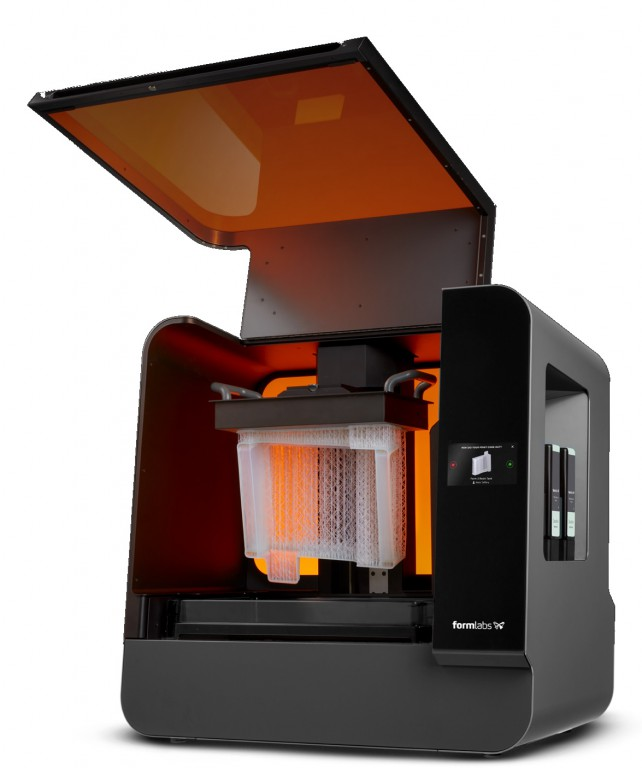 3д принтер Formlabs Form 3L